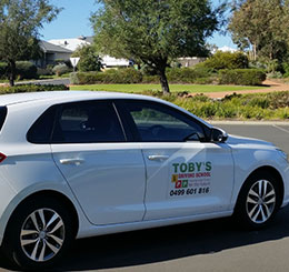 Toby's Driving School Driving Lessons